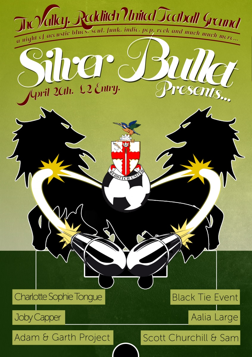 Poster Campaign - Silver Bullet